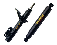 Passenger and 4x4 tyres shock absorbers